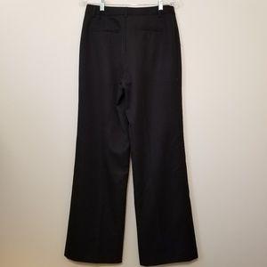J. Crew Black Lined Pants